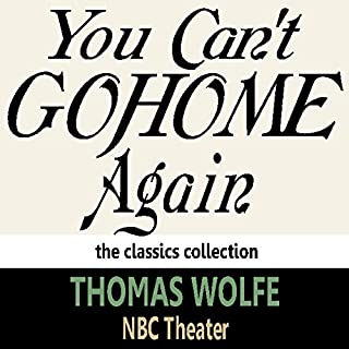You Can't Go Home Again audiobook cover art