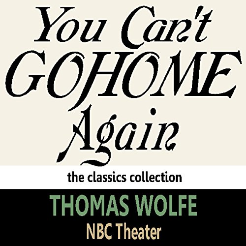 You Can't Go Home Again cover art