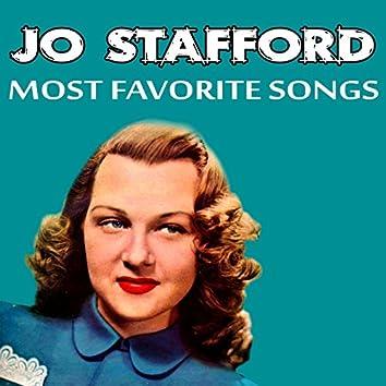 Jo Stafford - Most Favorite Songs