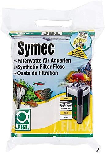 JBL Filterwatte für Aquarienfilter gegen alle Wassertrübungen, Symec