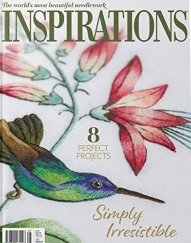 Inspirations magazine issue 105 product image