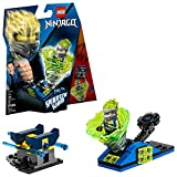 LEGO NINJAGO Spinjitzu Slam Jay 70682 Building Kit (72 Pieces)