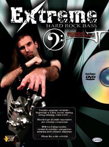 Extreme hard rock bass+dvd