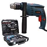 Izom ATC - 1001 Drill Machine Kit (Blue, Matte Finish, 110-Pieces)