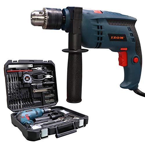 Izom ATC - 1001 Drill Machine Kit (Blue, Matte Finish,...