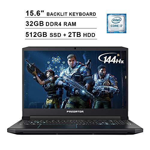 Acer 2019 Predator Helios 300 15.6 Inch FHD Gaming Laptop...