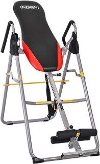 comprar comparacion OneTwoFit Mesa de Inversión Máquina de Terapia de Estiramiento con Altura Ajustable para el Alivio del Dolor de Espalda OT079