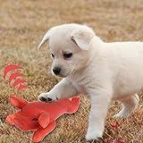 ECMQS Schwein Form Hund Quietschende Spielzeug Gummi Gerösteten Spanferkel Hund kauen Spielzeug...