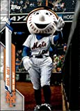 2020 Topps Opening Day Mascots #M-23 Mrs. Met New York Mets MLB Baseball Card NM-MT