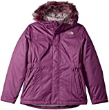 The North Face Girl's Greenland Down Parka - Wood Violet - M (Past Season)