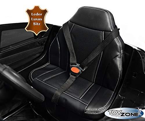 RC Auto kaufen Kinderauto Bild 2: ToyZone Kinderfahrzeug BMW X6M 12V Kinder Elektro Auto Kinderauto MP3 USB Ledersitz Eva*