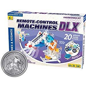 Thames and Kosmos Remote-Control Machines DLX - 51rCTeg3RzL - Thames and Kosmos Remote-Control Machines DLX