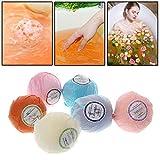 XiaoOu Bath Bombs Organic Bath Bombs Bubble Bath Salts Essential Oil Handmade SPA Stress Relief Gifts for Women