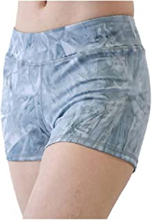 d748f62aba50d9 VEVA by Very Vary Women Milky Way Mini Tie-Dye Shorts XS-XXL