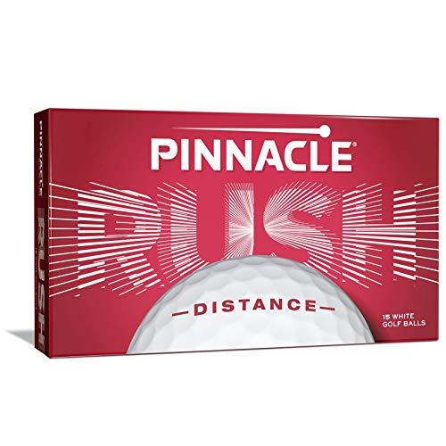 Pinnacle Golf Rush 15-Ball White