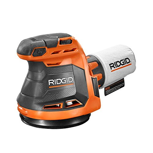 Ridgid R8606B GEN5X 18-Volt 5 in. Cordless Random Orbit Sander (Tool-Only, Battery and Charger NOT Included)