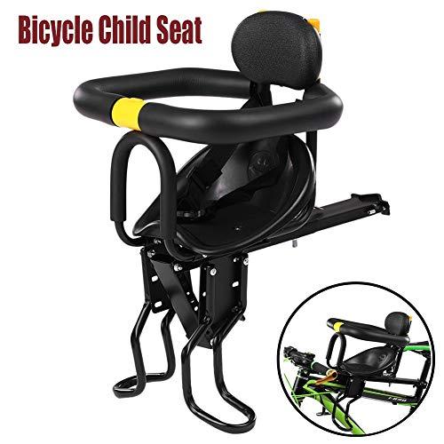 HUILING Fahrrad Kindersitz, Kindersattel Fahrrad Mountainbike Hybridauto Fitness Fahrrad Kindersitze Gelten 1-7 Jahre Alt Kind Säugling Belastung 100kg
