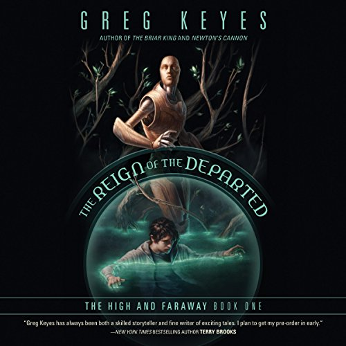 The Reign of the Departed audiobook cover art