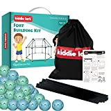 Fort Building Kit  Kids Fort for Ages 5 and Up  DIY STEM Fort Builder  Indoor and Outdoor Kids Forts Building Set - Build a Fort Construction Toy for Boys and Girls