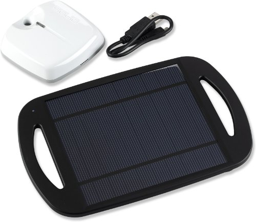 Solio Xcellerator Solar Panel It Hub accupack, SO-S1423-AF1RW