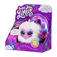 ● Interactive Pom Pom Pets magically match and glow any color! ● Music mode turns colors into beats. 1, 000 possible mixes! ● Reacts to color with over 100 sounds and phrases. ● Bold hairstyles, sparkly unicorn horns, and heart-shaped faces. ● 3 fun ...