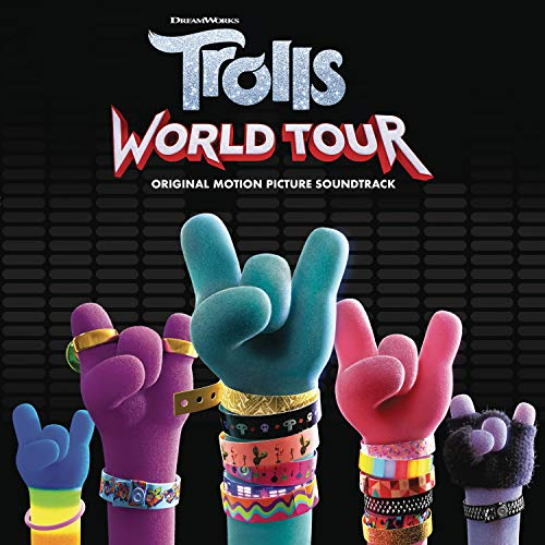 TROLLS World Tour (Original Motion Picture Soundtrack) [Disco de Vinil]