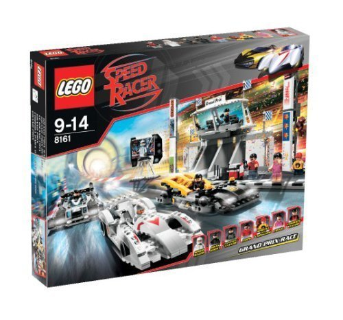 LEGO Speed Racers 8161 - Grand Prix Race