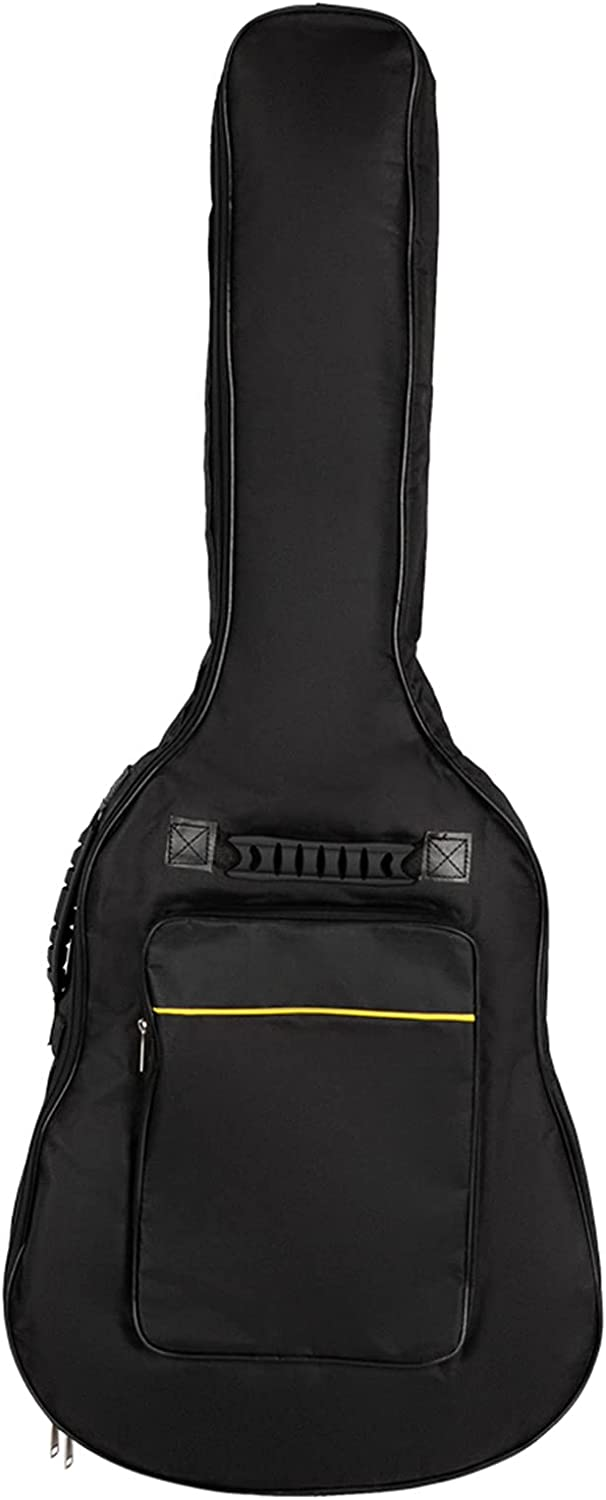 Bysesion Ranking TOP2 GT1-JL 41 Inch Padded Acoustic Bag Black Cheap mail order shopping Guitar
