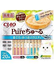 チャオ (CIAO) 猫用おやつ Pureちゅ~る