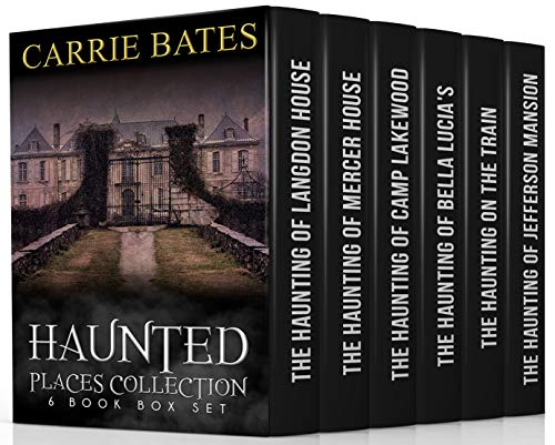 Haunted Places Collection: 6 Book Box Set (English Edition)