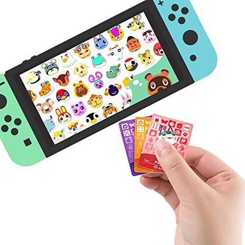 24 x ACNH Series 1-4 NFC Karten, New Horizons Game Belohnungskarten, kompatibel mit Switch/Lite Wii U 3DS