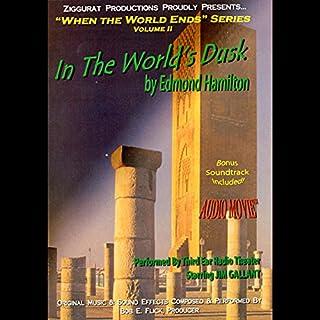 In the World's Dusk audiobook cover art