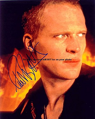 Paul Bettany The Reckoning Autographed Preprint Signed Photo