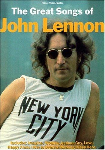Partition : Lennon John Great Songs Of