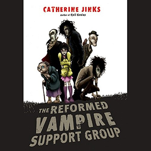 The Reformed Vampire Support Group cover art
