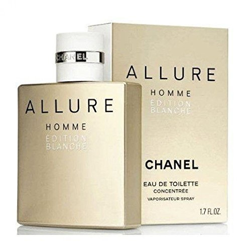 Chanel Allure Edición Blanco Hombre EDP 100ml