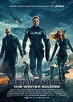 映画 キャプテン アメリカ ウィンター ソルジャーポスター 42x30cm Captain America: The Winter Soldier Avengers アベンジャーズ 【並行輸入品】