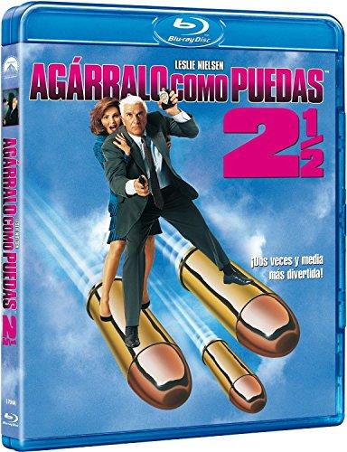 Agárralo Como Puedas 2 [Blu-ray]
