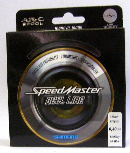 Monofilamento SpeedMaster Reel Line 0,40 m 300