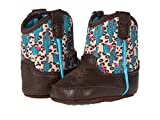 M&F Western Baby Girl's Baby Bucker Sonora (Infant/Toddler) Brown 4 Toddler M