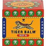 Tiger Balm, bálsamo rojo de 19,4 gr