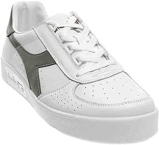 Diadora Mens B. Elite Casual Sneakers,