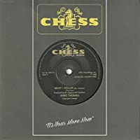 """Must I Holler / Why Cant I Be Your Man - Jamo Thomas / Chessmen 7"""" 45"""