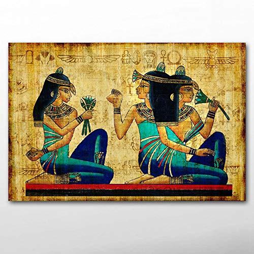 Doyjab 1000 Piezas Adultos Madera Puzzle Egipto Antiguo Arte de la Pintura Niños Juguetes Educativos para Moderna para El Hogar Decoración 50x75cm