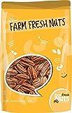 Whole, Shelled & Raw Georgia Pecans by Farm Fresh...