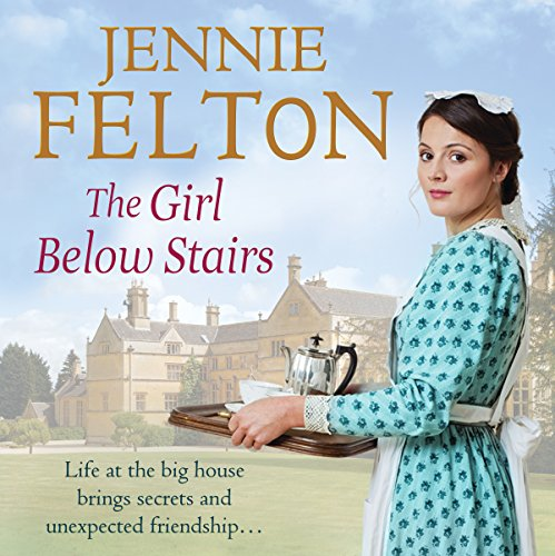 The Girl Below Stairs cover art
