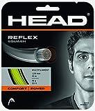 Head Reflex Squash String Nylon Multifilament Premium Squash String Reel -