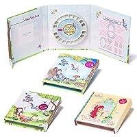 乳歯ケース 乳歯 ケース 抜けることが楽しくなる! 写真や記録も入れられる 乳歯入れ ベビートゥースアルバム Baby Tooth Flapbook (日本正規品) Pink