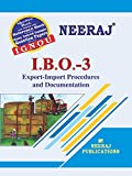 Neeraj Publication IGNOU IBO-4 - Export-Import Procedure & Documentation (English Medium) [Flexibound] Publication IGNOU Help Book with Solved Previous Years Question Papers and Important Exam Notes neerajignoubooks.com