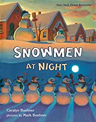 snowmen at night book